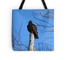 Everybody knows a turkey Tote Bag