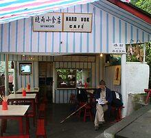 The Hard Wok Cafe by tmeaddows