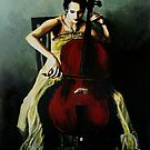 Cello by Johdie Fairweather
