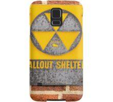 Fallout Shelter Samsung Galaxy Case/Skin