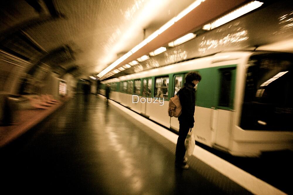 Le Metro by Douzy