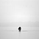 Fishing Boat: Jervis Bay by Michael Douglass