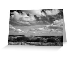 Fulletby Landscape #10 Greeting Card