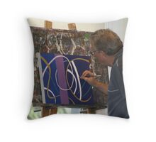 Some (of us) do their own thing..... Throw Pillow