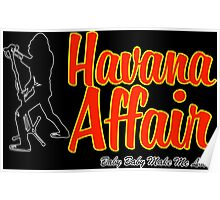 Havana Affair Poster