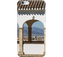 The Sultan's Courtyard iPhone Case/Skin