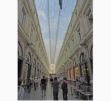 Galleries St Hubert, Brussels, Belgium Unisex T-Shirt