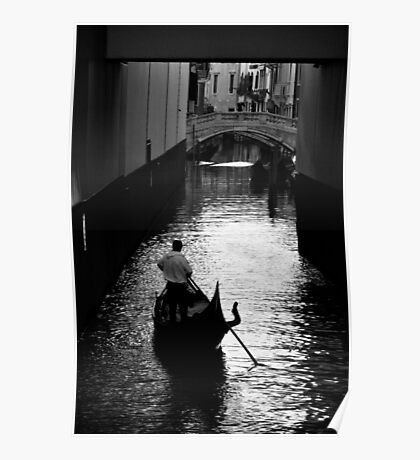 Under the Bridge of Sighs Poster
