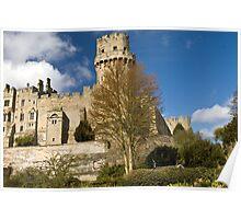 Warwick Castle Poster
