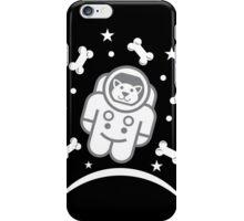 Dog in Space Astronaur Traveler Doggie iPhone Case/Skin