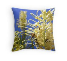 high rise............. Throw Pillow