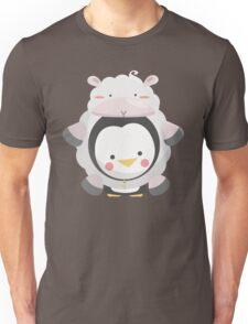Penguin/Sheep Unisex T-Shirt