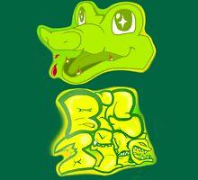 Little Gator, Big Bite Unisex T-Shirt