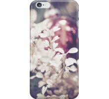 Joyeux Noel iPhone Case/Skin