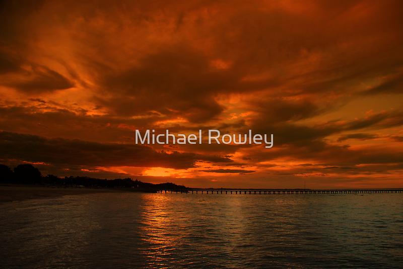 A Rye Sunset by KeepsakesPhotography Michael Rowley