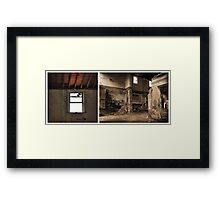 DEMO Framed Print