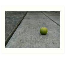 Lime No. 2 Art Print