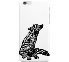 fox_say iPhone Case/Skin