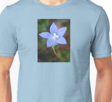Southern Rockbell (Wahlenbergia marginata) Unisex T-Shirt