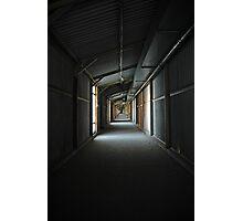 tunnel Photographic Print