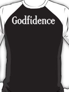 Godfidence Funny Geek Nerd T-Shirt