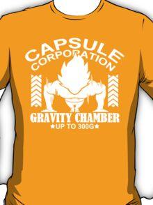 Gravity Chamber Funny Geek Nerd T-Shirt