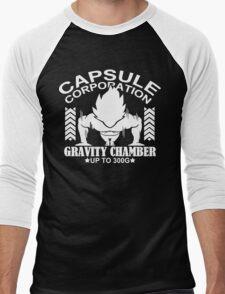 Gravity Chamber Funny Geek Nerd Men's Baseball ¾ T-Shirt