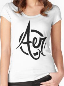 Aer Women's Fitted Scoop T-Shirt