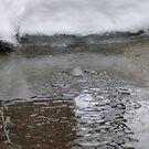 Suburban Melting Snow by steelwidow