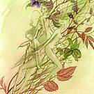 Emergence of Spring by ShamankaFaerie