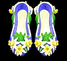 Spring Shoes by Mark Wilson