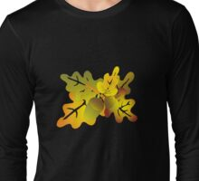 oak foliage Long Sleeve T-Shirt