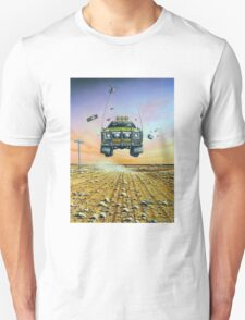 Are We There Yet - Feral Ute T-Shirt