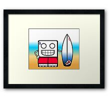 Summer Fun (W.I.P) Framed Print