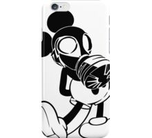 Gas Mouse iPhone Case/Skin