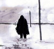 Siberian Stroll by Seth  Weaver