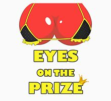 Eyes on the Prize #003 - Steel Yellow (Devil Skin) Unisex T-Shirt