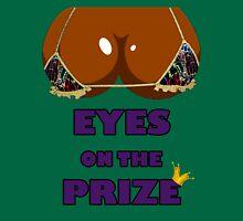Eyes on the Prize #005 - Graffiti Gold (Ebony Skin) Tank Top
