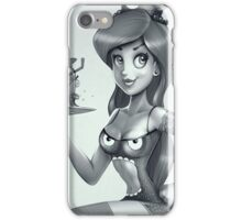 monster girl2 iPhone Case/Skin