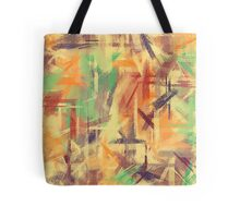 Pastel Colored Abstract Background #4 Tote Bag