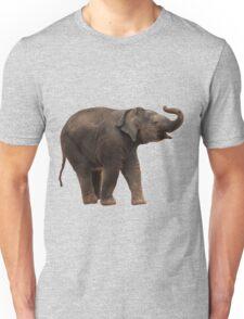Lucky Baby Elephant tee Unisex T-Shirt