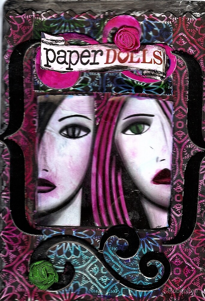 Paper Dolls by RobynLee