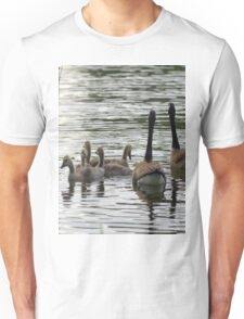 Goose Family Morning Unisex T-Shirt