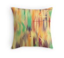 Pastel Colored Abstract Background #5 Throw Pillow