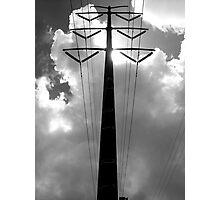 Power Photographic Print