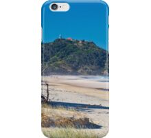 Hang Gliders Over Cape Byron iPhone Case/Skin