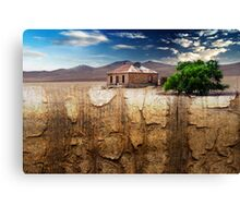 Outback Decay Canvas Print