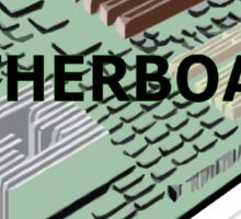 MOTHERBOARD COMPUTER Sticker