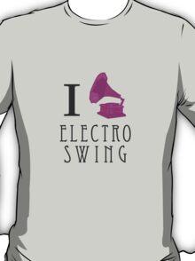 I Love Electro Swing T-Shirt