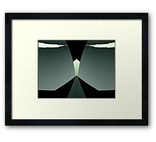 Power On Framed Print